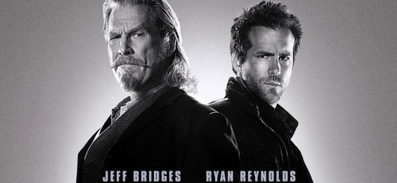 R.I.P.D. - 1Jeff Bridges - Ryan Reynolds