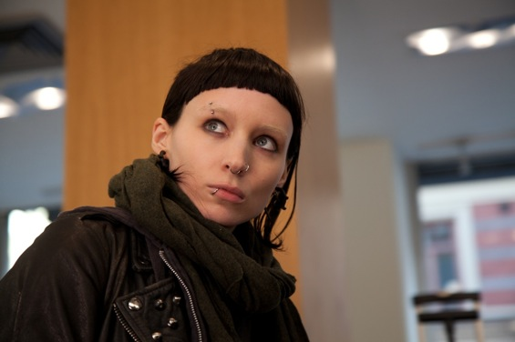Twitch heard that the new GIRL WITH THE DRAGON TATTOO, Rooney Mara (she ...