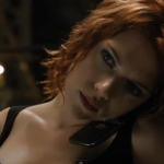 THE AVENGERS 1st Clip: Black Widow Fights