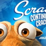 Scrat's Continental Crack-Up's Back In This Part 2 Video. In Celebration Of ICE AGE: CONTINENTAL DRIFT