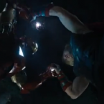 Watch Iron Man Vs. Thor In This New AVENGERS Clip – The Face Off