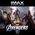 THE AVENGERS New IMAX Poster For The Midnight Screening