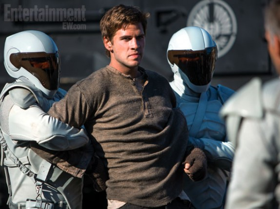 The Hunger Games - Catching Fire - Liam Hemsworth