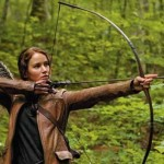 New HUNGER GAMES Photo Shows Katniss With Her Favorite Weapon! Will The Film Make $100 Million Domestically?