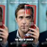 George Clooney's THE IDES OF MARCH Images And Poster
