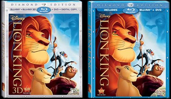 The Lion King Diamond Edition Blu Ray Review Rama S Screen