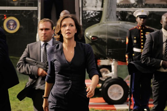 White House Down - Maggie Gyllenhaal1